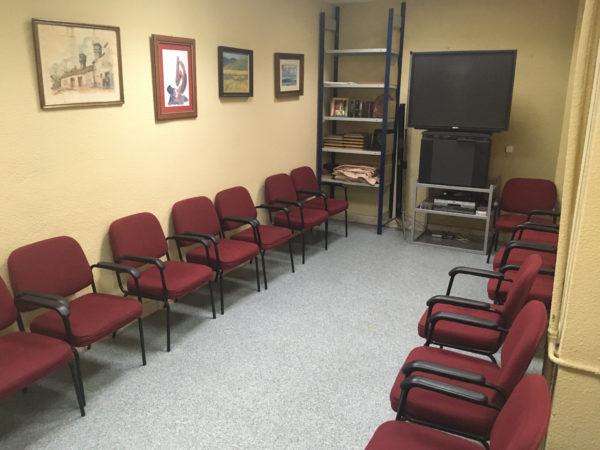 Sala de audiovisuales
