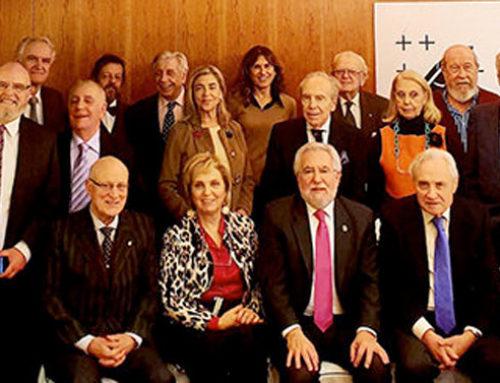 Santalices, presidente del Parlamento de Galicia, anima a los gallegos del exterior a usar los canales de participación de la sede electrónica del Parlamento