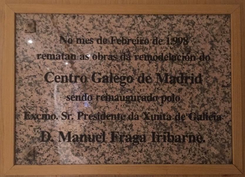 Placa Fraga