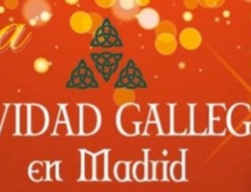 Navidad Gallega en Madrid el 22 de diciembre