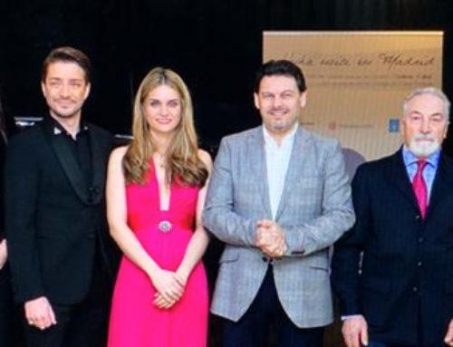 Clamoroso éxito del concierto «Unha noite en Madrid» en el Centro Gallego de Madrid