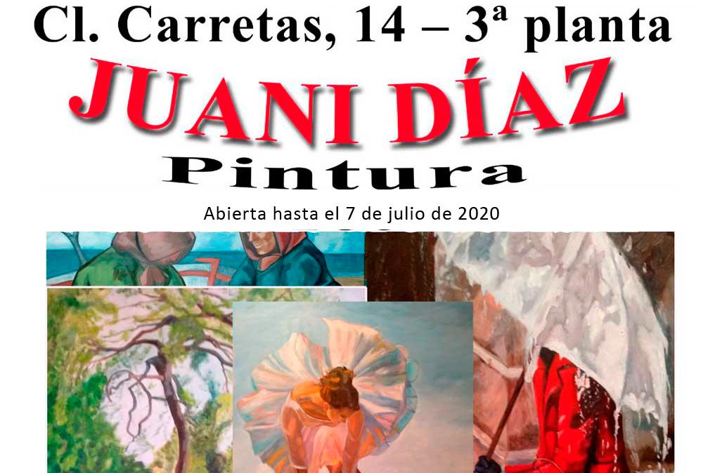 Exposición Juani Díaz
