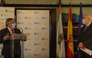 José Ramón Ónega López en Asomega