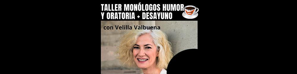Taller monólogos Velilla Valbuena