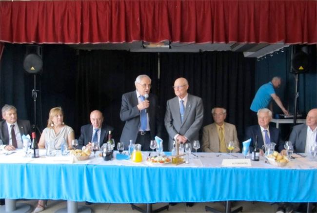 José Ramón Ónega López, Presidente de Honor