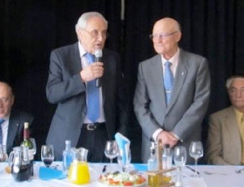 Pesar por el fallecimiento de José Ramón Ónega López, Presidente de Honor del Centro Gallego de Madrid