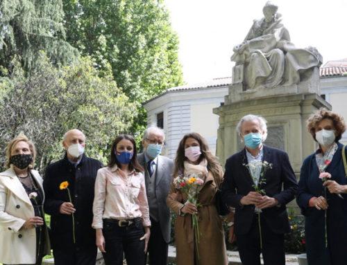 Acto con motivo del centenario del fallecimiento en Madrid de la coruñesa Emilia Pardo Bazán