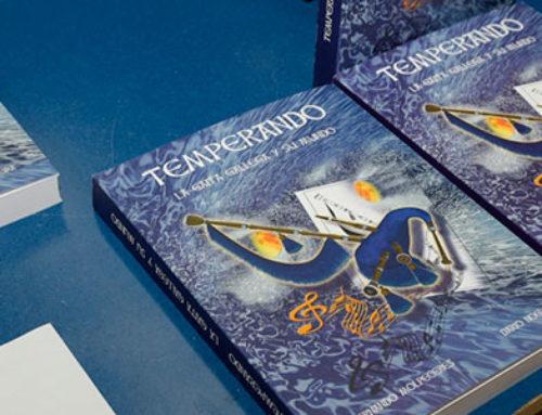 """Presentación del libro """"Temperando. La gaita gallega y su mundo"""" de Fernando Molpeceres y Darío Nogueira"""