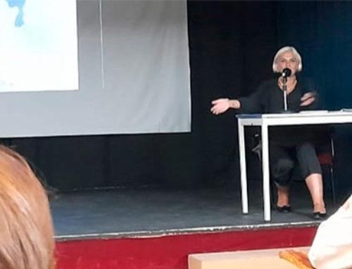 Xulia Santiso Rolán habló de la vida y obra de Emilia Pardo Bazán en el ciclo Los lunes a la gallega del CGM