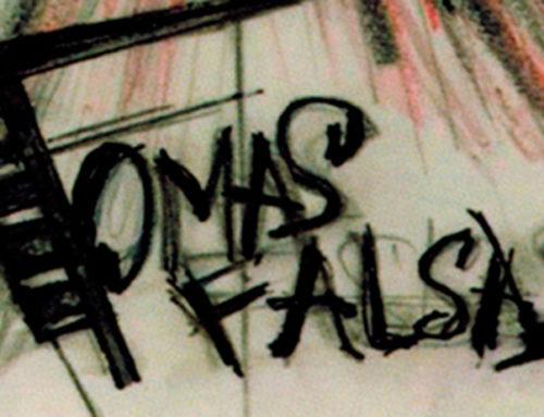 """Presentación del libro """"Tomas falsas"""" de Manuel Pereira Valcárcel y Ana Cristina Lapidar Argachal"""